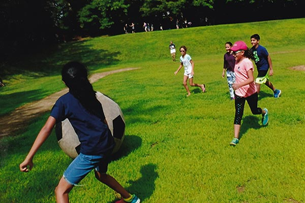 medicine ball game