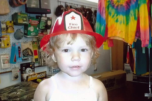 fire chief camper